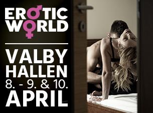 erotic world valby hallen 8-10 april