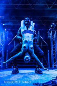 Modeshow på Erotic Worlds program
